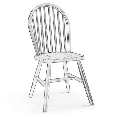 sedie grezze legno sedie di legno grezze idea di casa