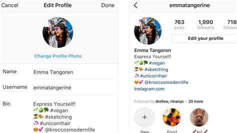 bio for your instagram instagram to allow hashtags profile links in user bios