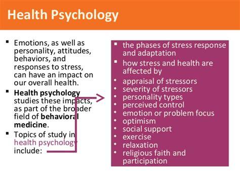 ch 12 emotions stress health
