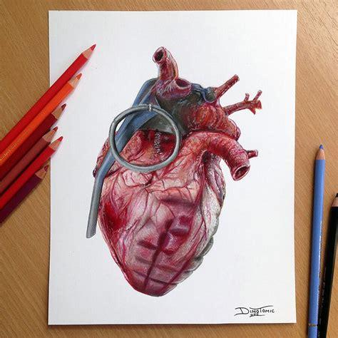 realismo ed espressivita nei disegni   talentuoso