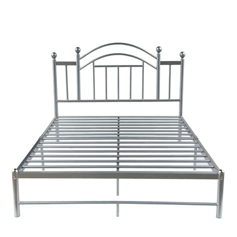 platform bed frame full twin size platform bed frame