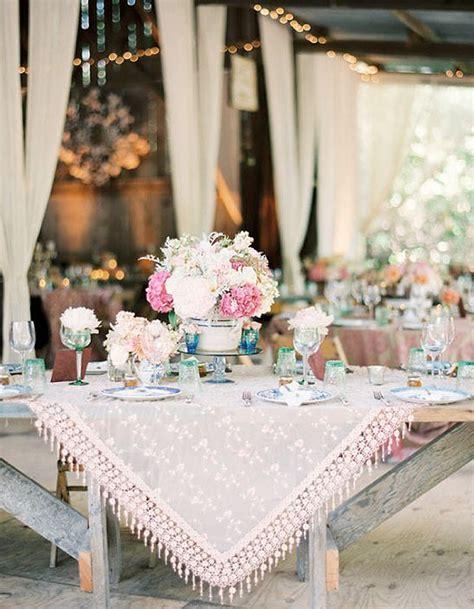 decorations de table d 233 coration de table de mariage pour buffet les