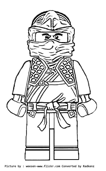 golden ninjago coloring pages radkenz artworks gallery lego ninjago