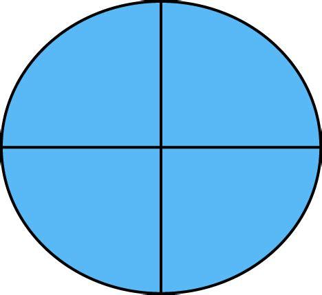 a divide of two halves books math four quarters fraction clip math four quarters