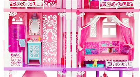 barbie dreamhouse view larger