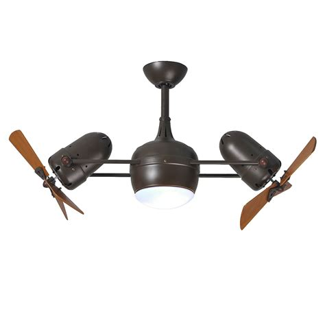 Dual Ceiling Fans With Lights Matthews Fan Company Dglk Dagny Dual Rotation Ceiling Fan With Light Kit The Mine