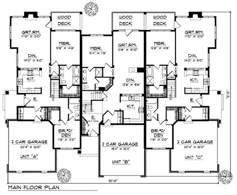 multiplex housing plans small multiplex housing plans small 28 images contemporary