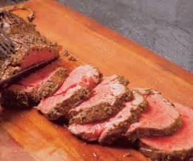 perfect roast beef tenderloin how to roast a beef tenderloin finecooking