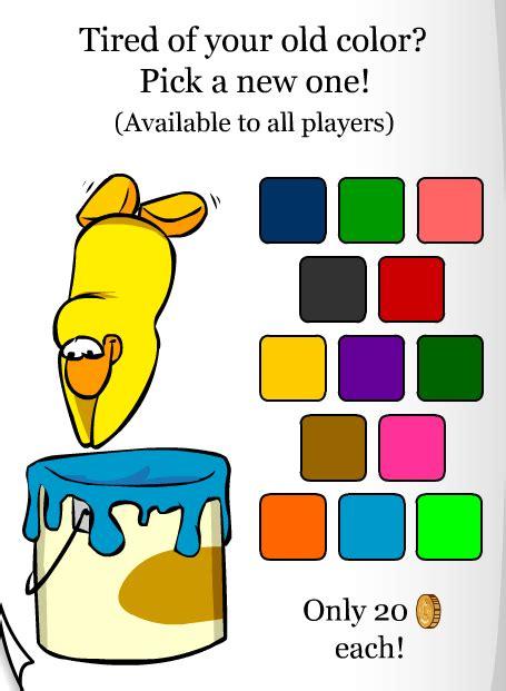 pick color image old color pick png club penguin wiki fandom