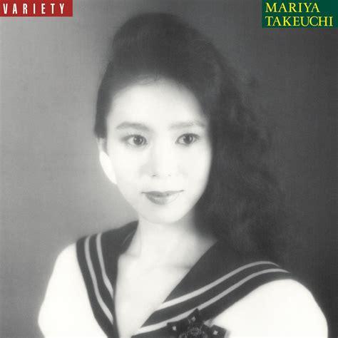 plastic cover meme mariya takeuchi s variety album cover plastic
