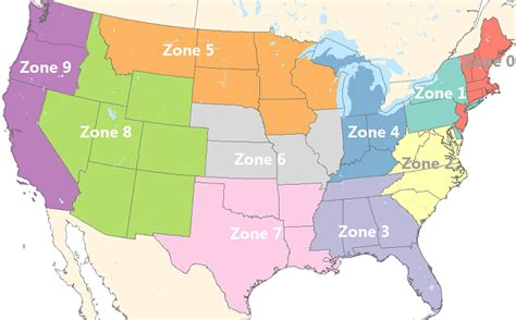 us time zone map by zip code 2 freight volume heats up in northern regions as q1 closes