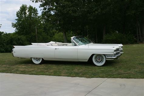 1964 Cadillac Convertible For Sale by 1964 Cadillac Base Convertible 2 Door 7 0l