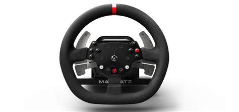 volante xbox one mad catz mad catz pro racing le test sur xbox one