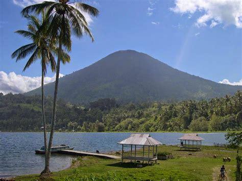 lumbok tourism village west lampung
