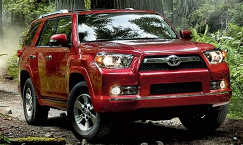 2012 Toyota 4runner Mpg 2012 Toyota 4runer Review Specs Pictures Price Mpg