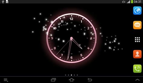 clock wallpaper  android  wallpaper