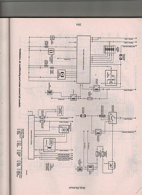 ve commodore air con wiring diagram wiring diagram
