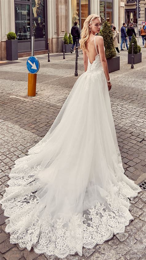 Wedding Dresses 2017 by Eddy K 2017 Wedding Dresses Bridal Collection