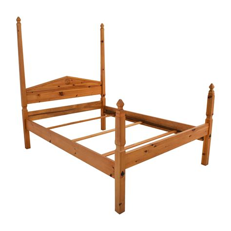Four Poster Bed Frame 84 Pine Four Poster Bed Frame Beds