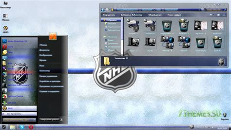 themes for windows 7 free download 2015 hd nhl 2015 hockey theme windows 7 themes download for pc