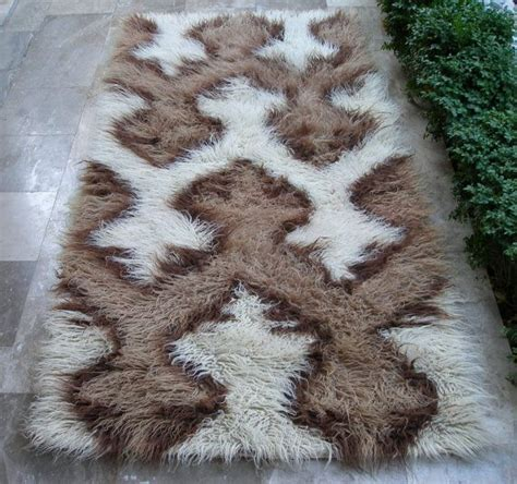 vintage flokati rug 17 best images about flokati rugs on runners seating areas and vintage rugs