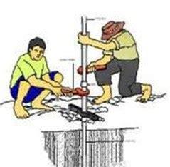 Pembersih Air Sumur Bor air bersih keluarga sumur bor