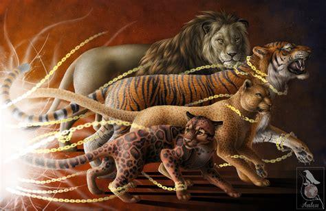 imagenes de guerreros en leones espectacuclares imagenes leones tigres lobos taringa