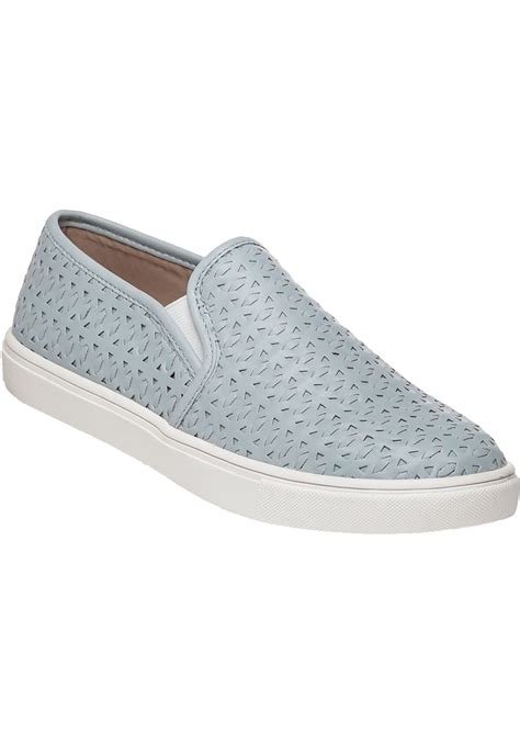 Sneakers Excel lyst steve madden excel slip on sneakers in blue for