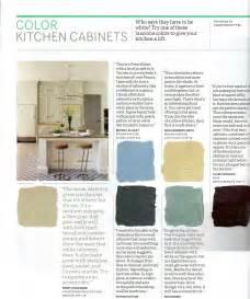 Benjamin Cabinet Coat Colors Cottage Modern January 2011