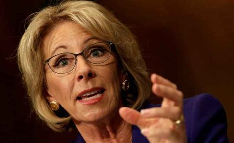 betsy devos articles betsy devos latest news photos ny daily news