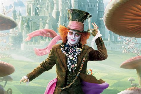 film animasi mad hatter mad hatter johnny depps movie characters photo mad