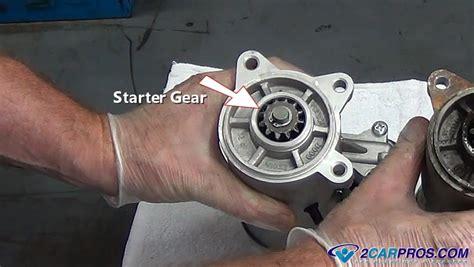 car wont start clicking noise lights flicker toyota avensis starter motor problem impremedia net