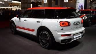 Mini Cooper Works Clubman Auto Show De Par 237 S 2016 Mini Cooper Works Clubman