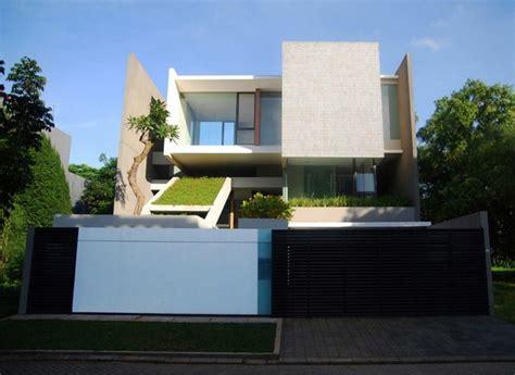 Home Design Jakarta Indonesia Residence In Jakarta By Chrystalline Architect
