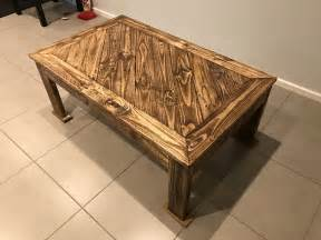hand made angled design pallet coffee table pallet ideas