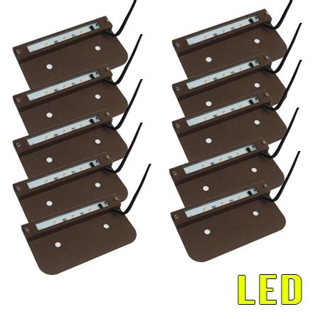 retaining wall light kit retaining wall lighting contemporary 10 lights for 5