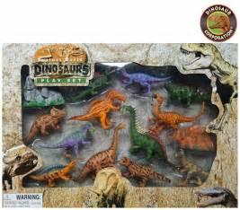 Safari Wall Stickers jurassic world dinosaur play set