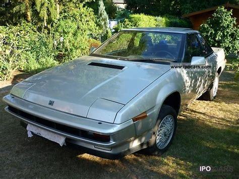 where to buy car manuals 1988 subaru xt parking system 1988 subaru xt information and photos momentcar