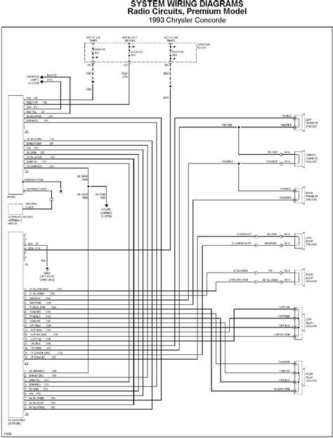 2004 chrysler pacifica wiring diagram 2007 chrysler