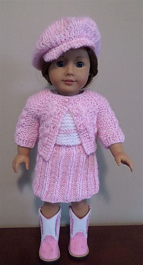 dolls knitting patterns 25 best ideas about american dolls on ag