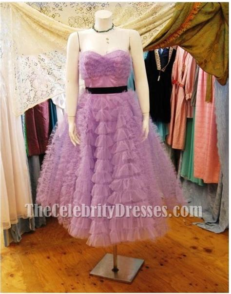 last song for wedding miley cyrus purple dress from the last song strapless prom