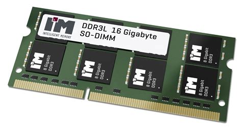 Ram 16gb intelligent memory 16 gb ram modules for broadwell notebooks notebookcheck net news