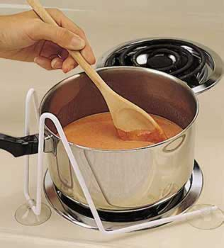 Saucepan Holder Pot Stabilizer Stove Top Pot Holder