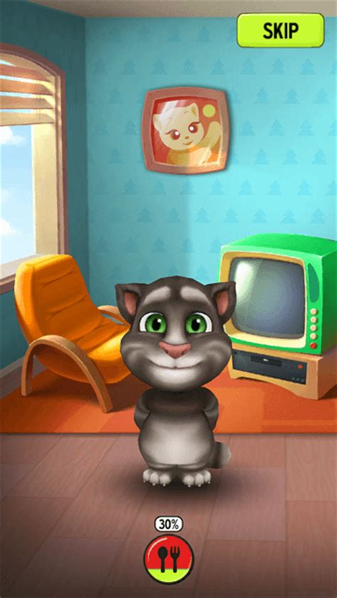 exploring my talking tom your pet cat for android