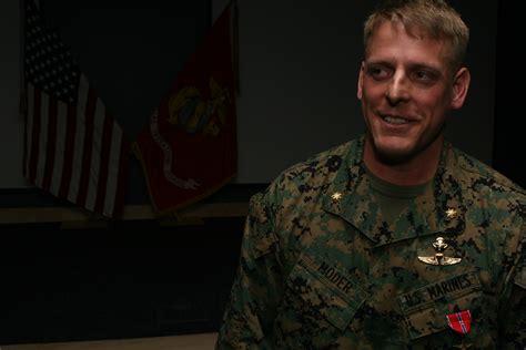 Marsoc Officer marsoc major receives award for actions in epic battle