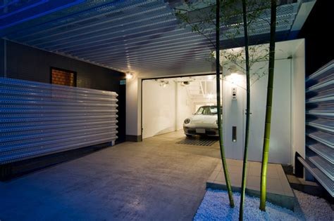 house porsche gallery japanese house designed around porsche 911 gtspirit