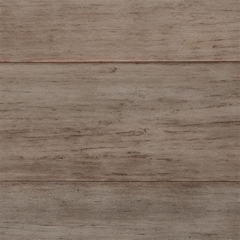 Bamboo Floor L Home Decorators Collection Scraped Strand Woven Earl Grey 1 2 In T X 5 1 8 In W X 72 7 8