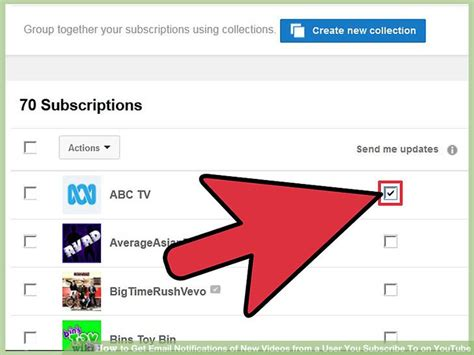 You Subscribed To The Cq Mailing List by How To Get Email Notifications Of New From A User