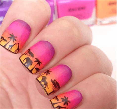 imagenes de uñas decoradas para verano 5 dise 241 os de u 241 as diferentes para usar todo el verano