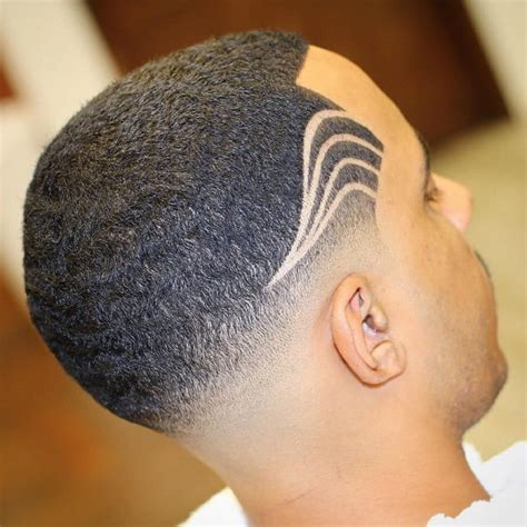 haircut designs 3 lines 50 patterned haircut designs fabulous exles of epic